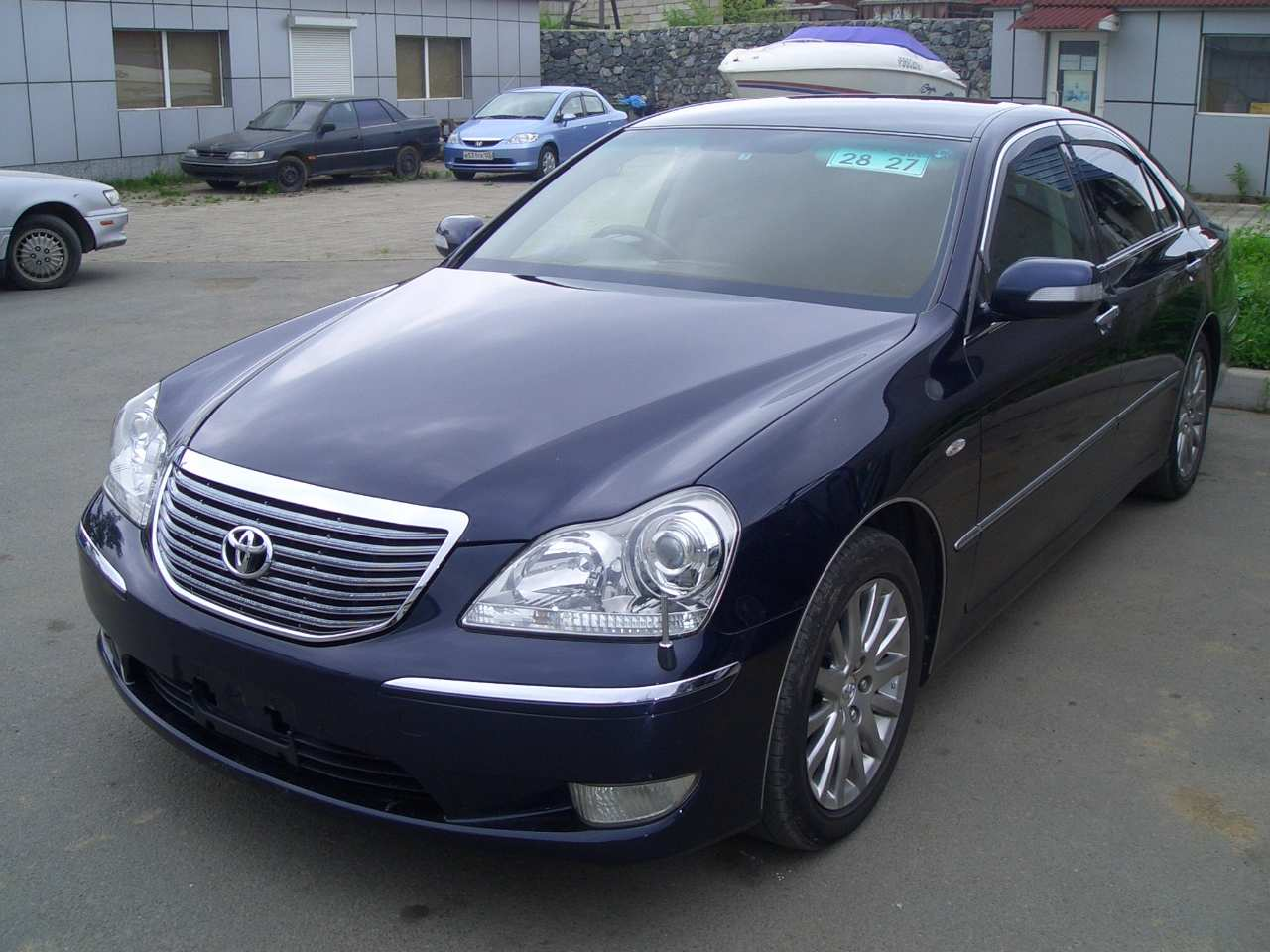 2005 Toyota Crown #14
