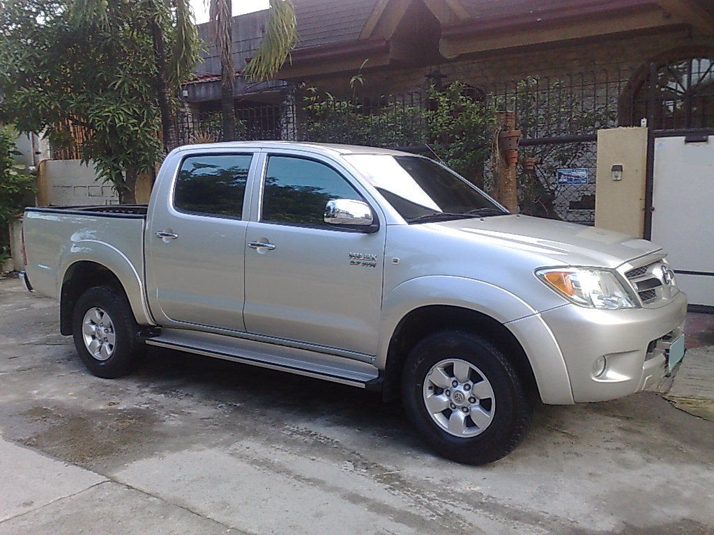 2005 Toyota Hilux Photos Informations Articles