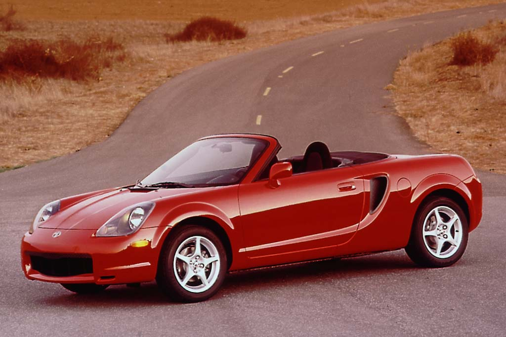 2005 Toyota Mr2 Spyder #20