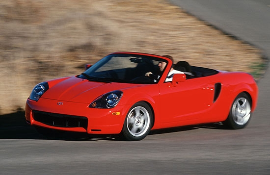 2005 Toyota Mr2 Spyder #18