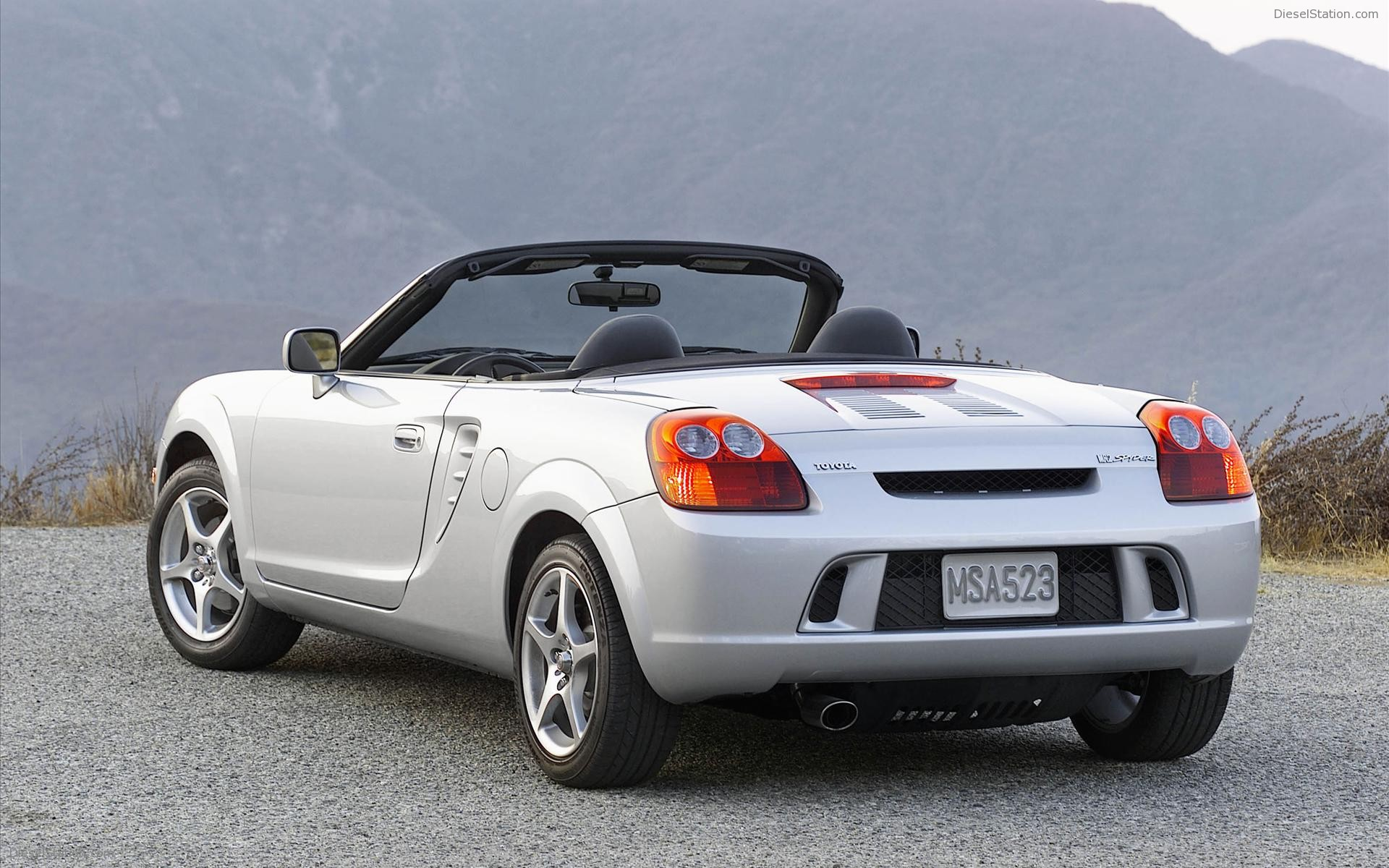 2005 Toyota Mr2 Spyder #21