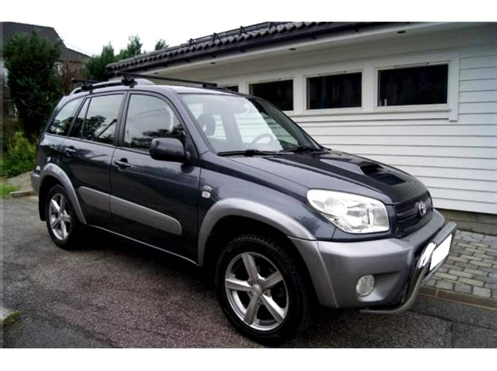 2005 toyota rav4 photos informations articles. Black Bedroom Furniture Sets. Home Design Ideas