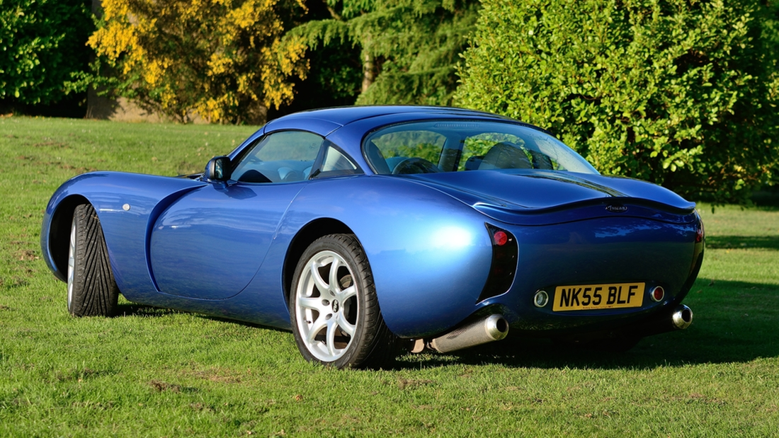 2005 TVR Tuscan #27