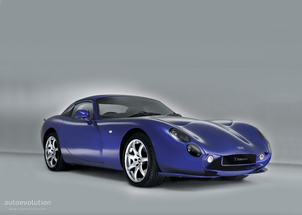 2005 TVR Tuscan #20