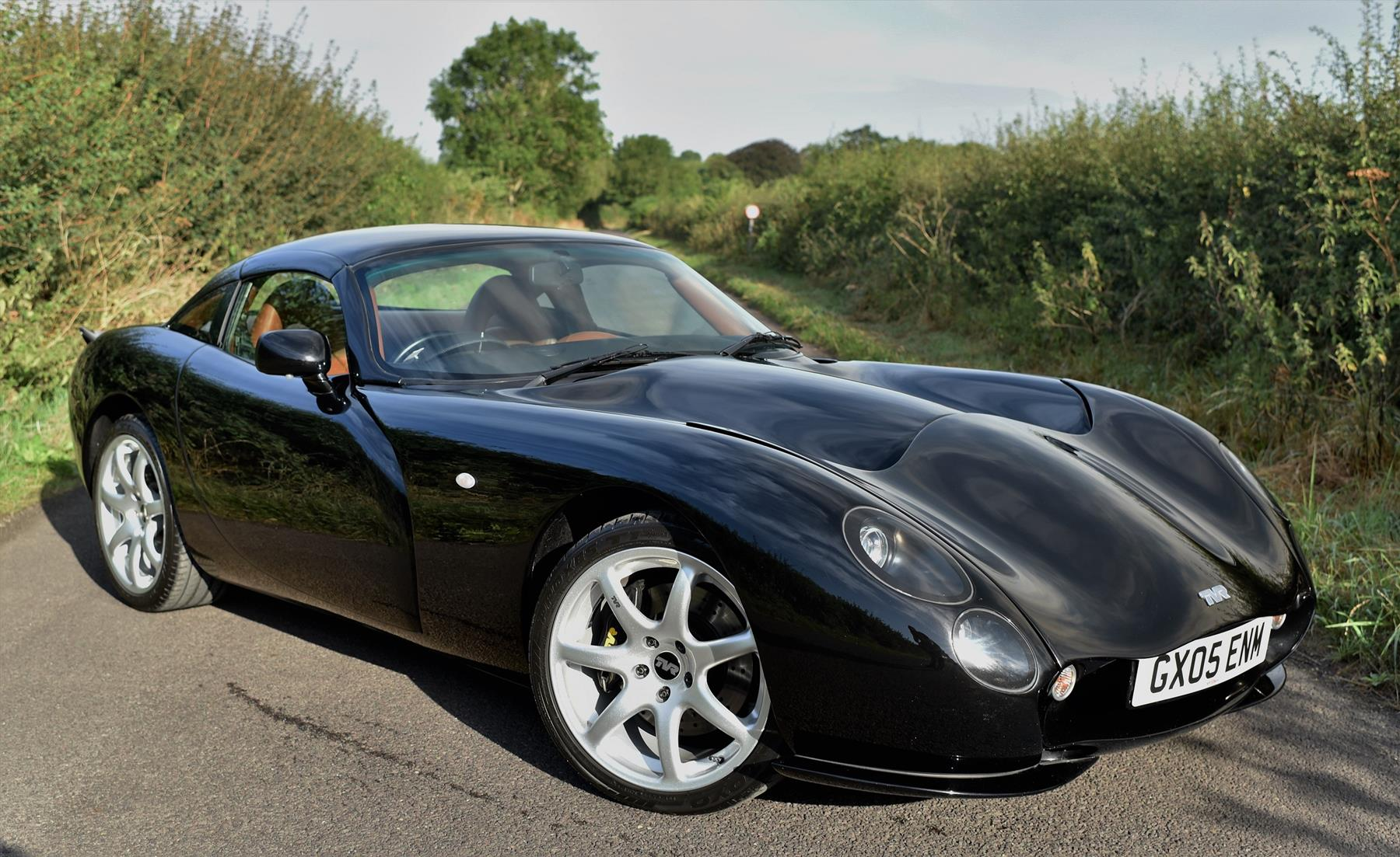 2005 TVR Tuscan #23