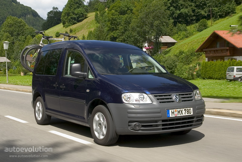 2005 Volkswagen Caddy #16