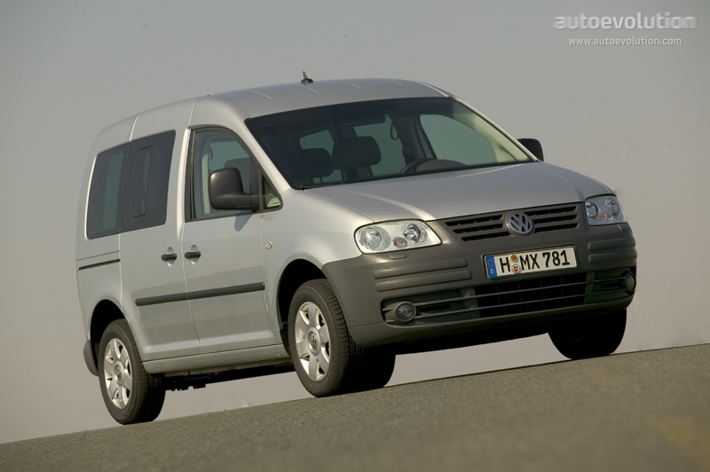 2005 Volkswagen Caddy #17