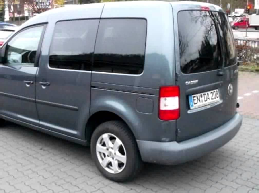 2005 Volkswagen Caddy #21