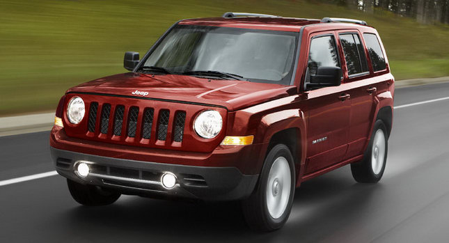 2011 Jeep Patriot #11
