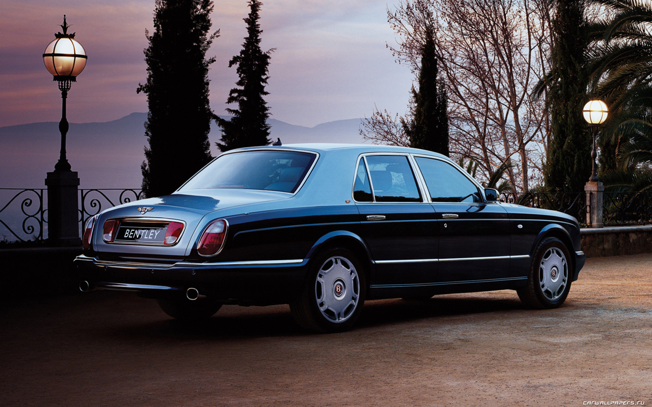 2007 Bentley Arnage #10