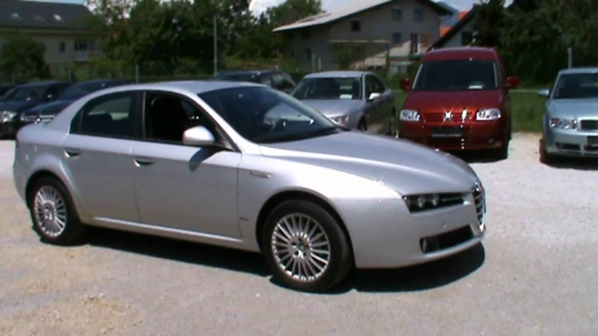 2006 alfa romeo 159 photos informations articles. Black Bedroom Furniture Sets. Home Design Ideas