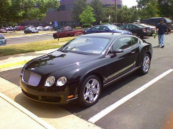 2006 Bentley Continental Gt #21
