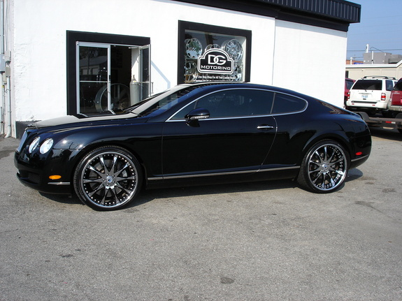 2006 Bentley Continental Gt #20