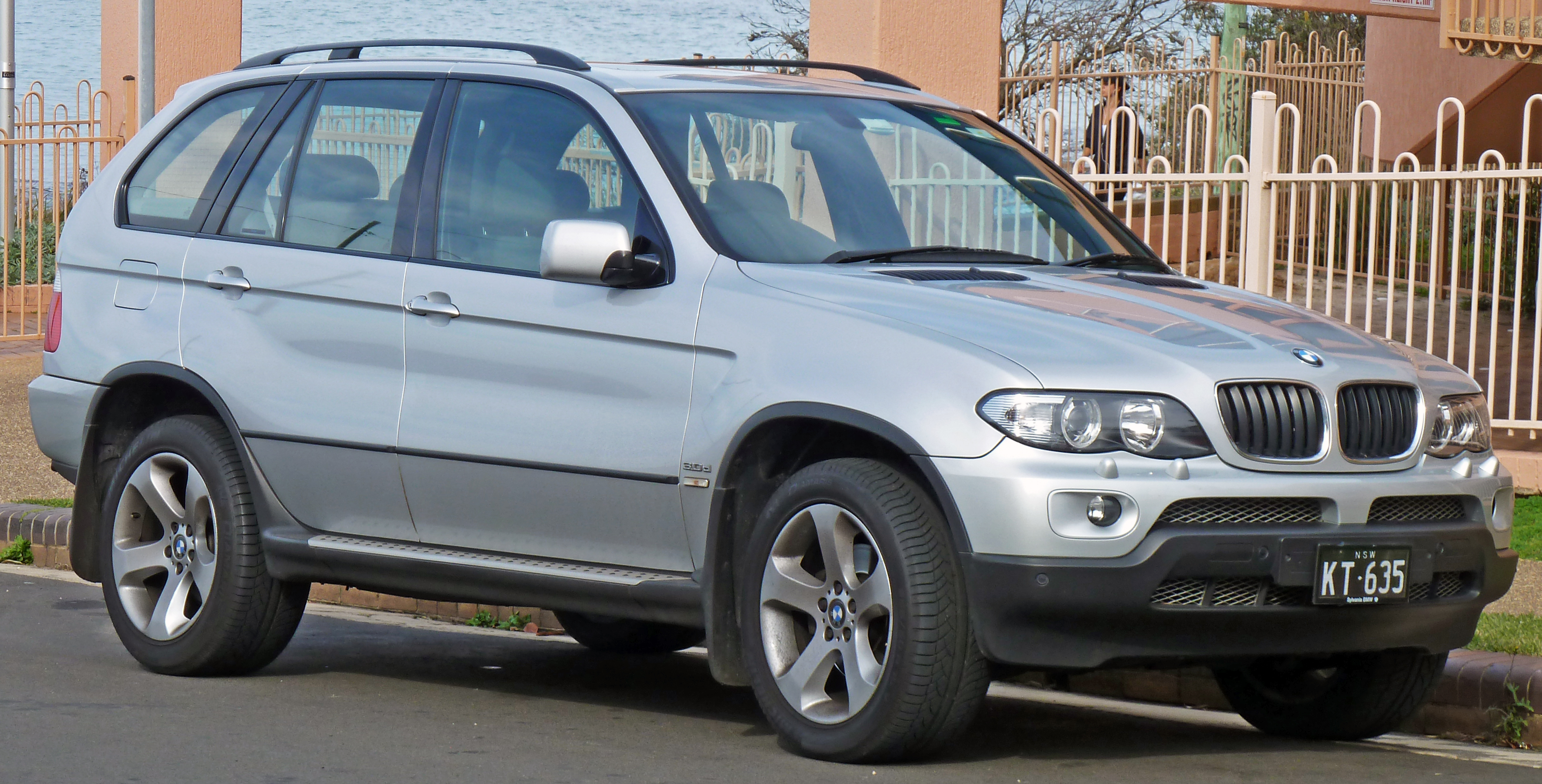 2006 Bmw X5 s Informations Articles BestCarMag
