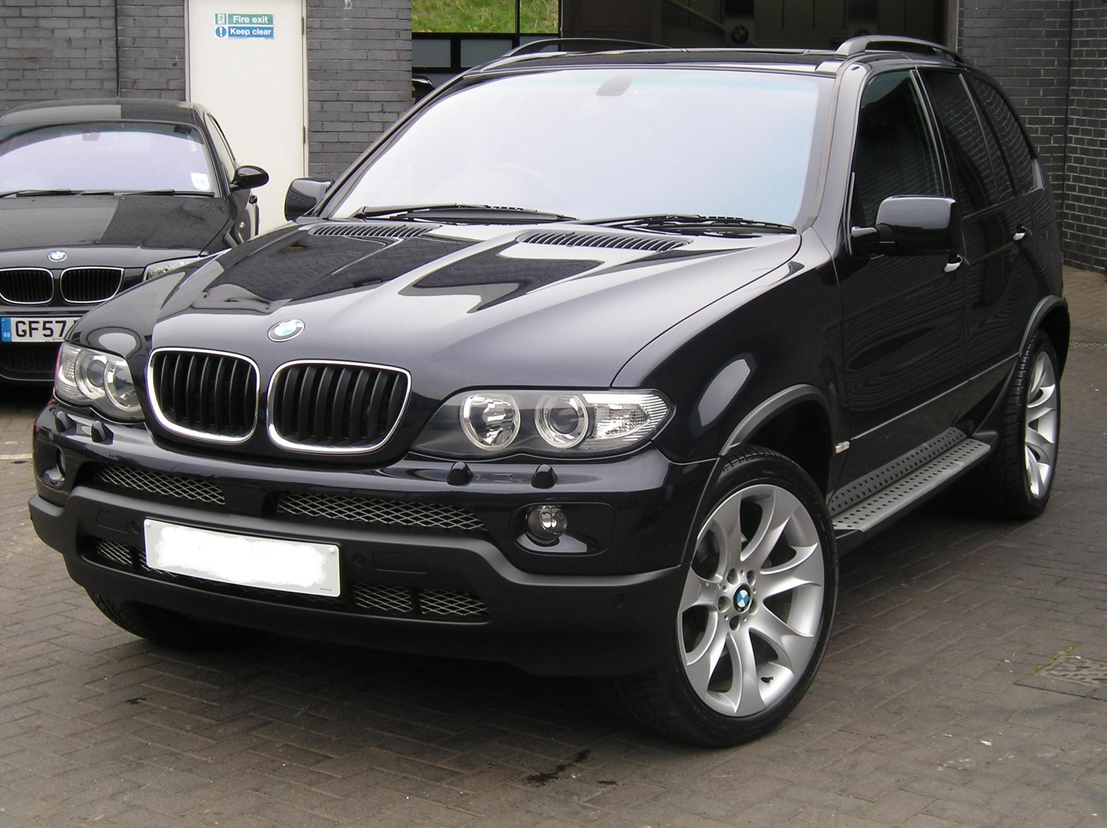 2006 bmw x5 photos informations articles