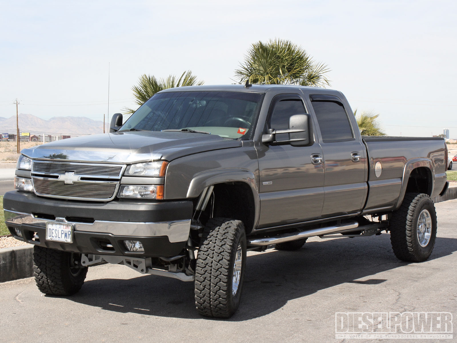 2006 Chevrolet Silverado 2500hd Photos Informations