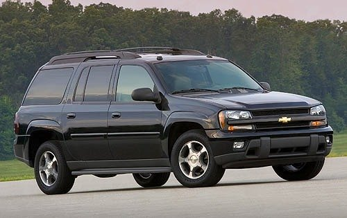 2006 Chevrolet Trailblazer #18