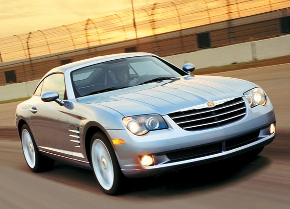 2006 Chrysler Crossfire #19