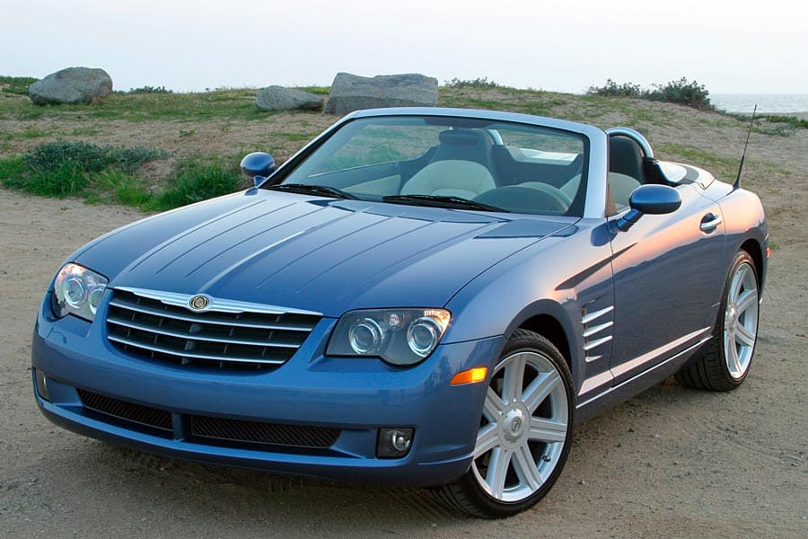 2006 Chrysler Crossfire Photos Informations Articles Bestcarmag Com