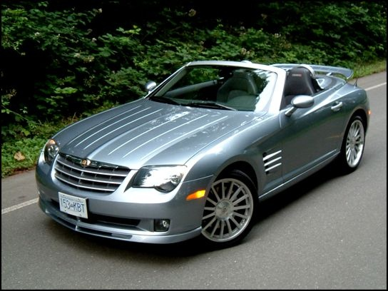 2006 Chrysler Crossfire #18