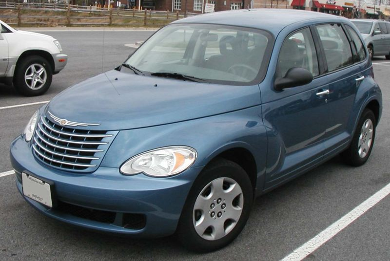 2006 Chrysler Pt Cruiser #22