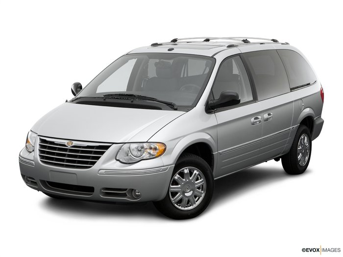 2006 Chrysler Town And Country #23