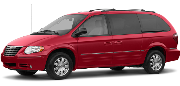 2006 Chrysler Town And Country #24