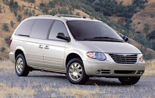 2006 Chrysler Town And Country #20