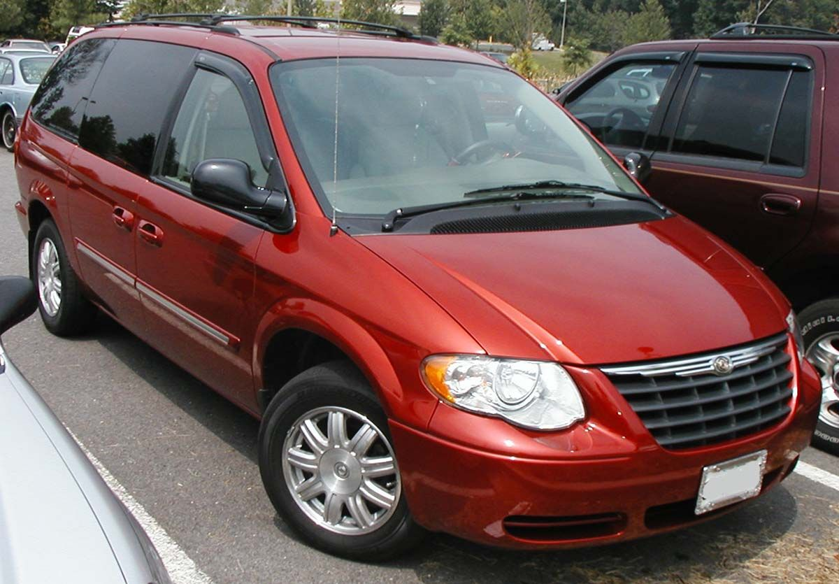 2006 Chrysler Town And Country #22