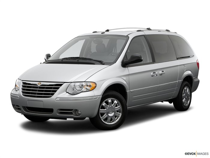 2006 Chrysler Town And Country #18