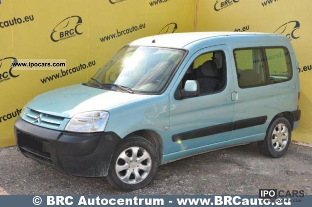 2006 Citroen Berlingo #20