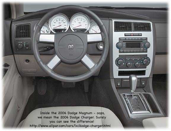 2006 Dodge Charger #17
