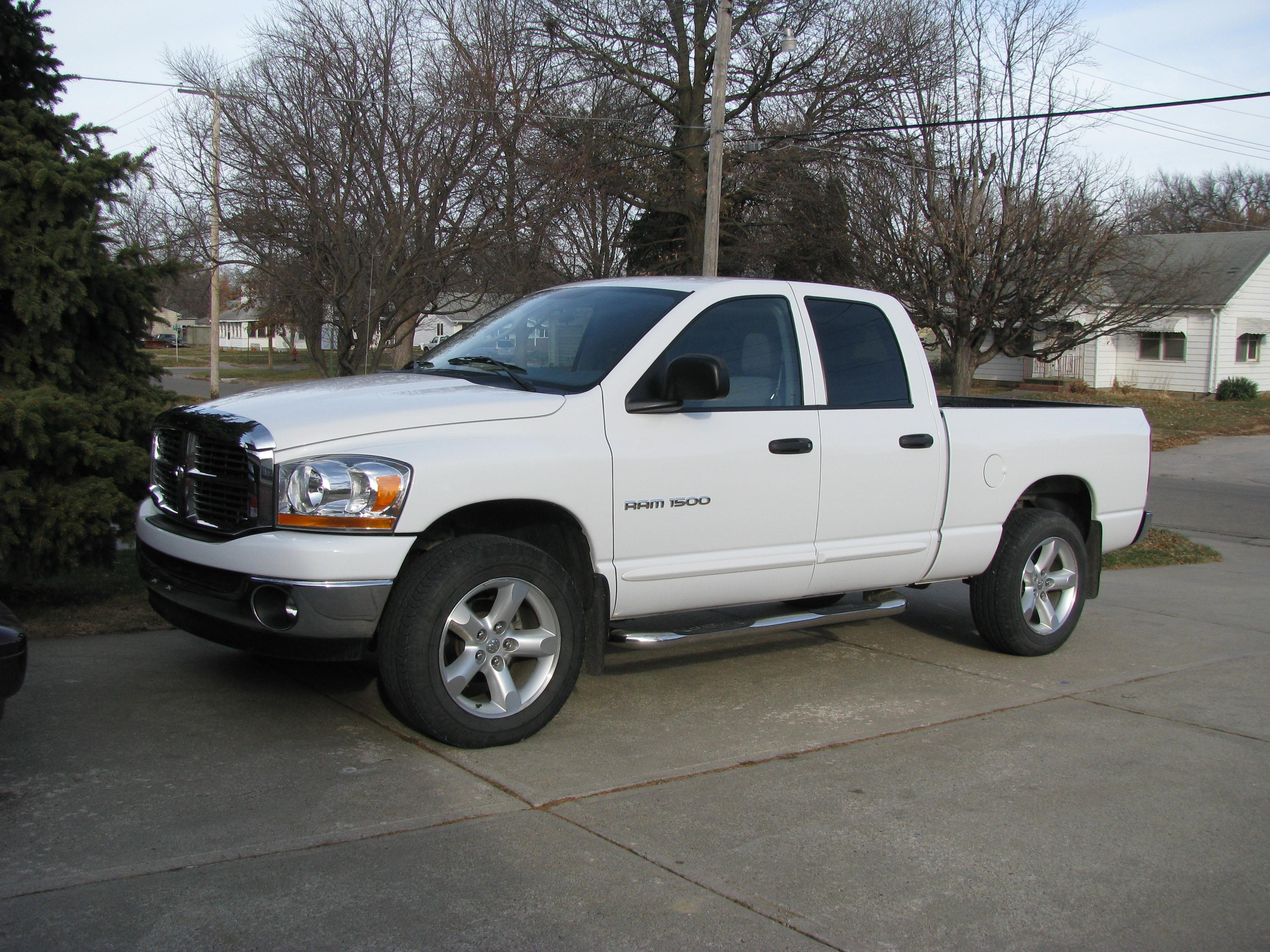 truck ram dodge pickup item sold auction image for march