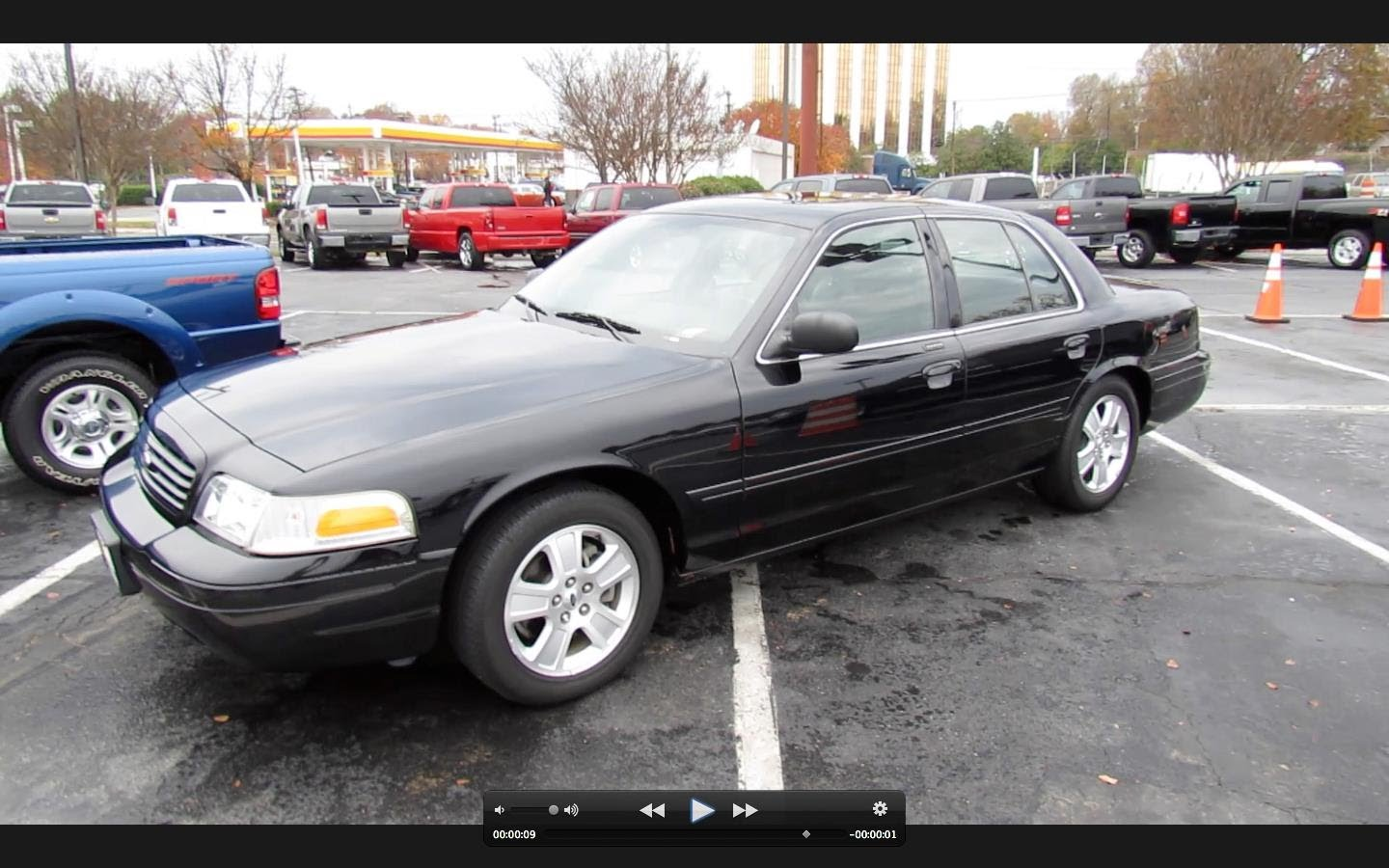 2006 Ford Crown Victoria #19