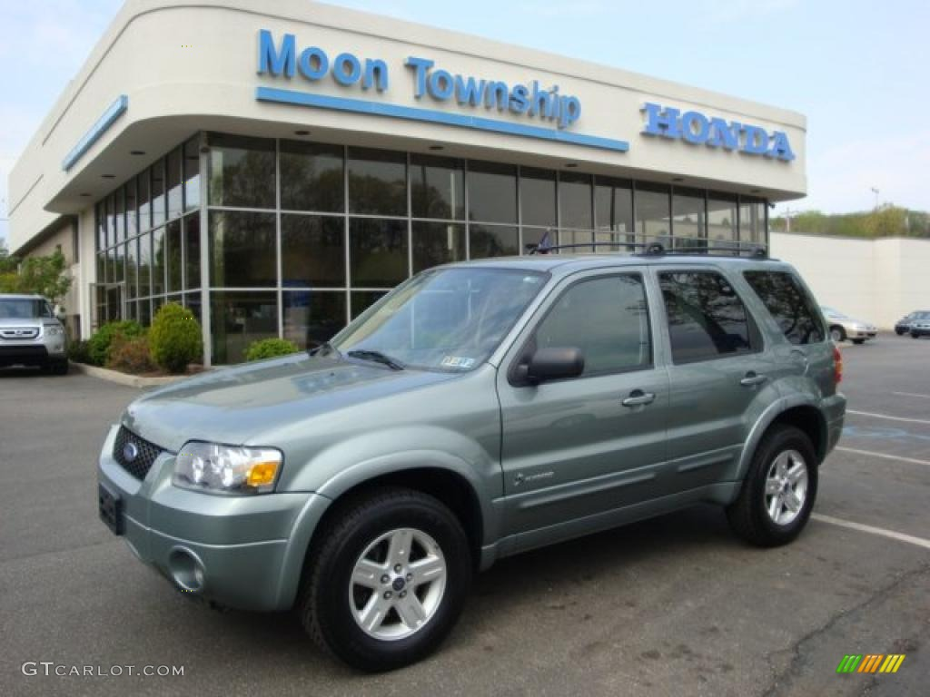 2006 Ford Escape Hybrid 16