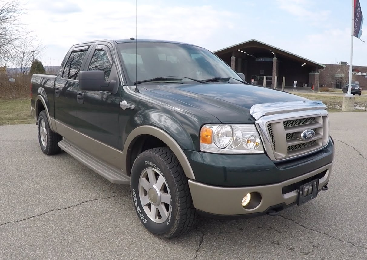 2006 Ford F-150 Photos, Informations, Articles ...