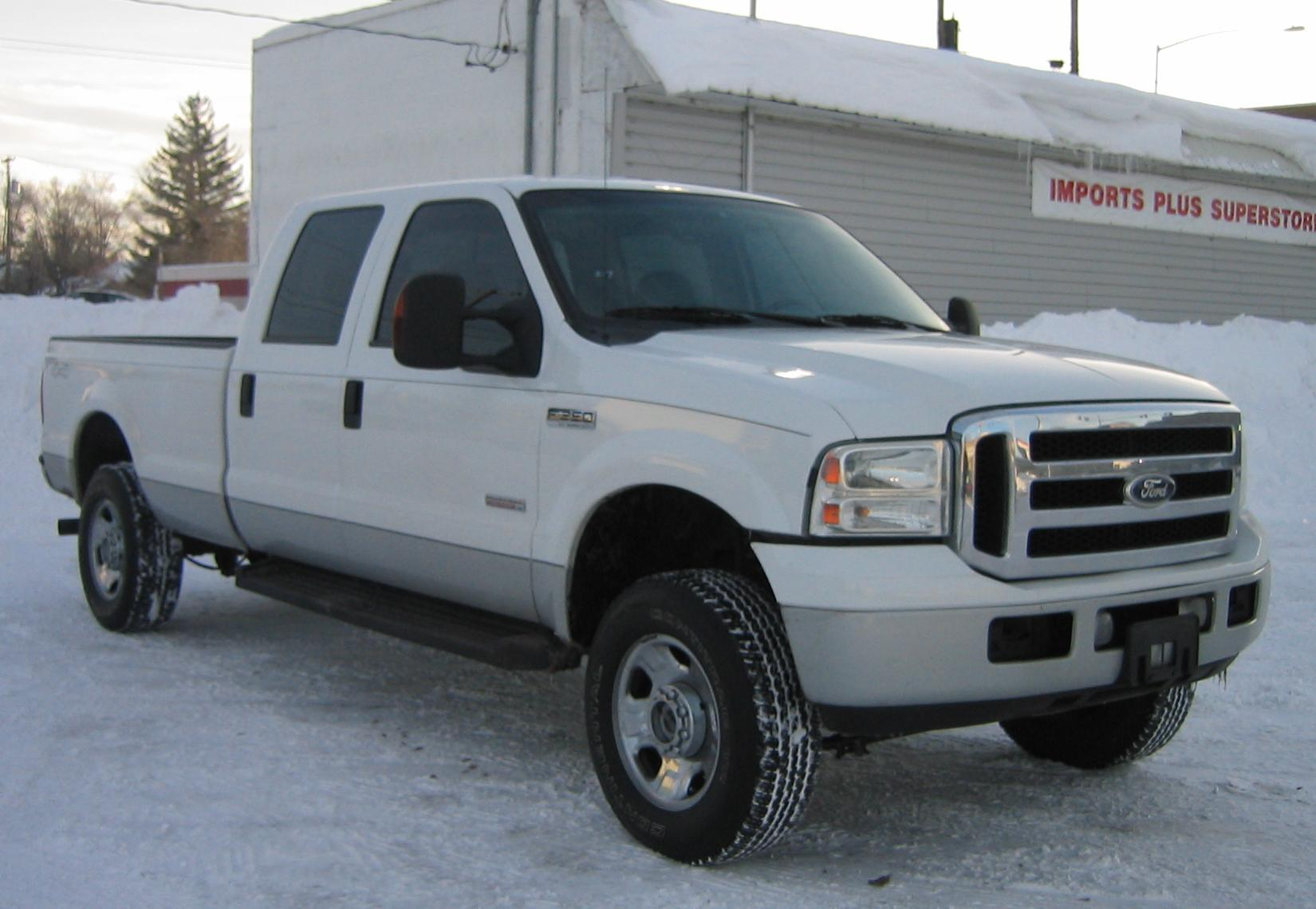 2006 ford f 350 super duty photos informations articles. Black Bedroom Furniture Sets. Home Design Ideas