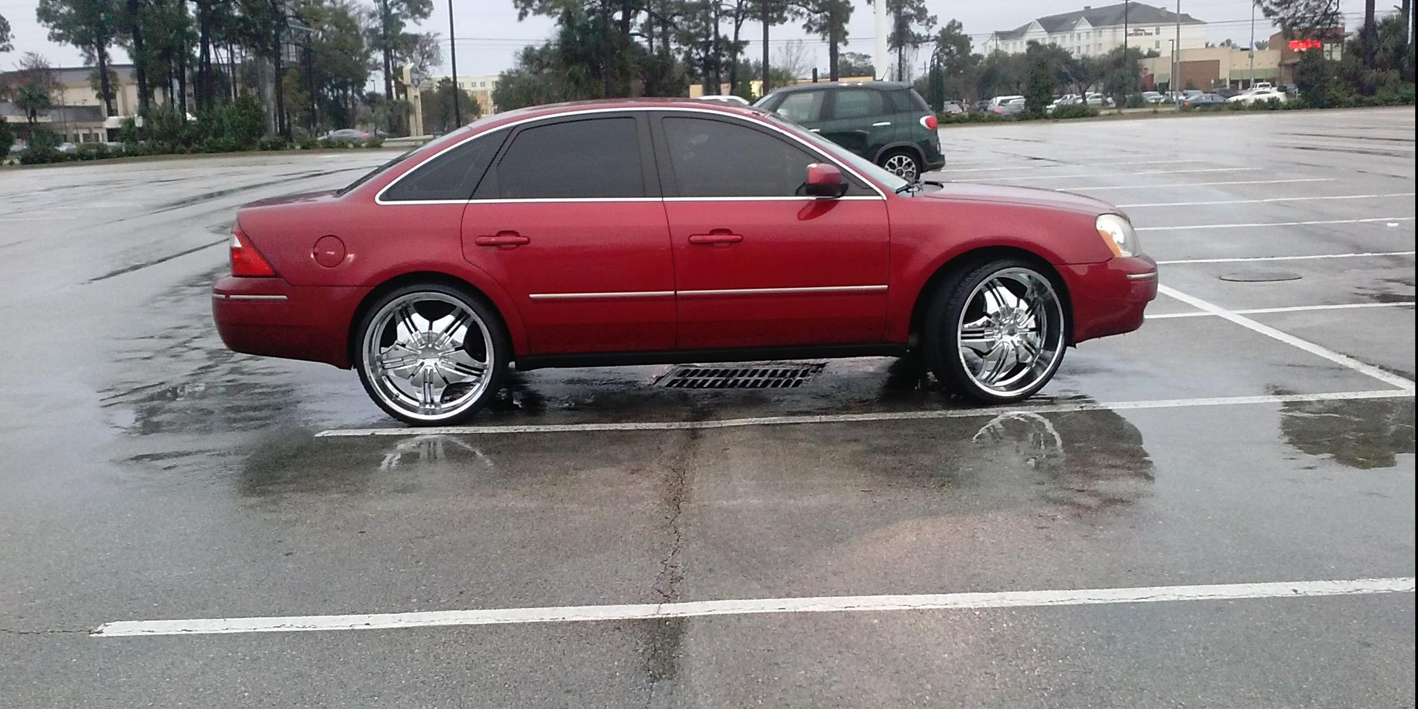 2006 Ford Five Hundred #21