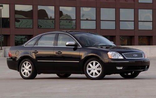 2006 Ford Five Hundred #12