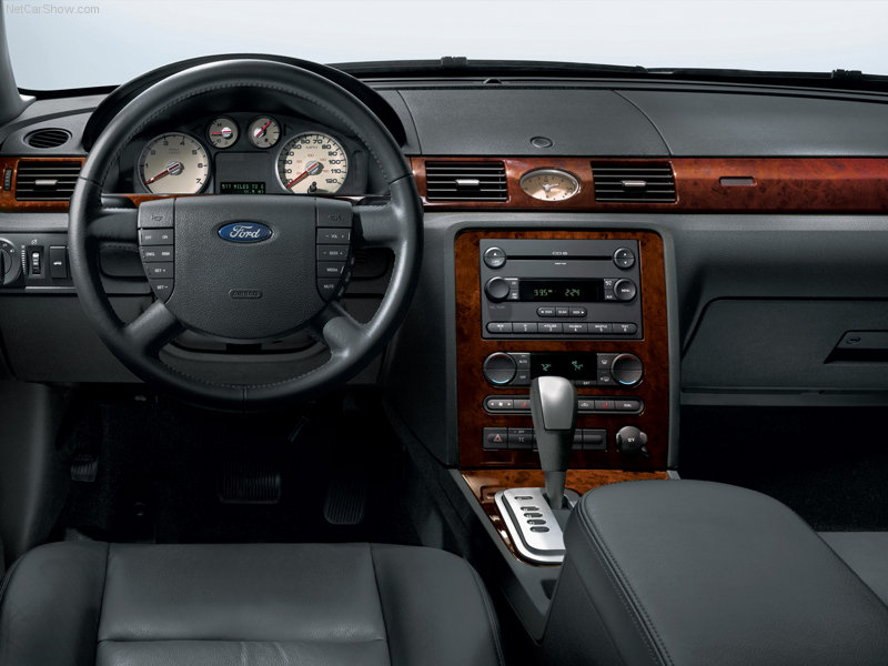 2006 Ford Five Hundred #19
