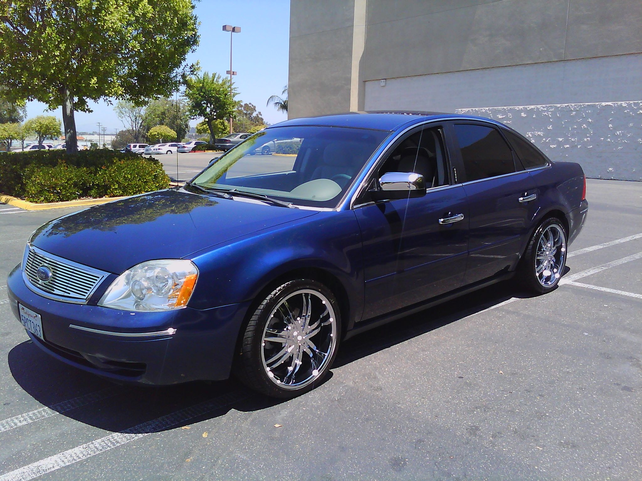 2006 Ford Five Hundred #16