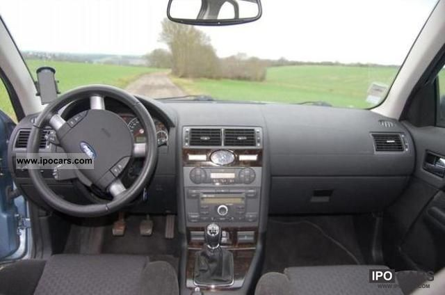 2006 Ford Mondeo #23