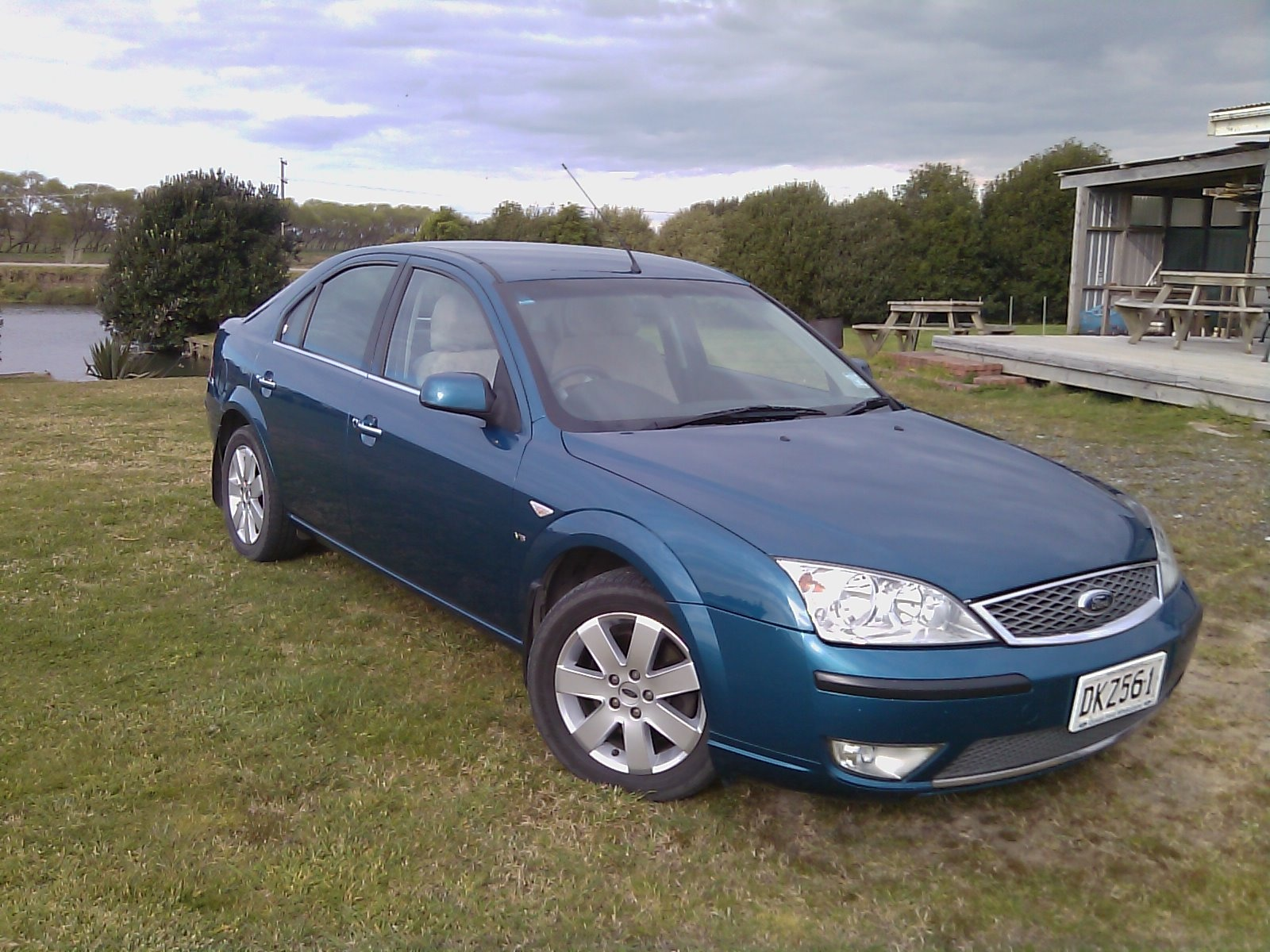 2006 Ford Mondeo #21