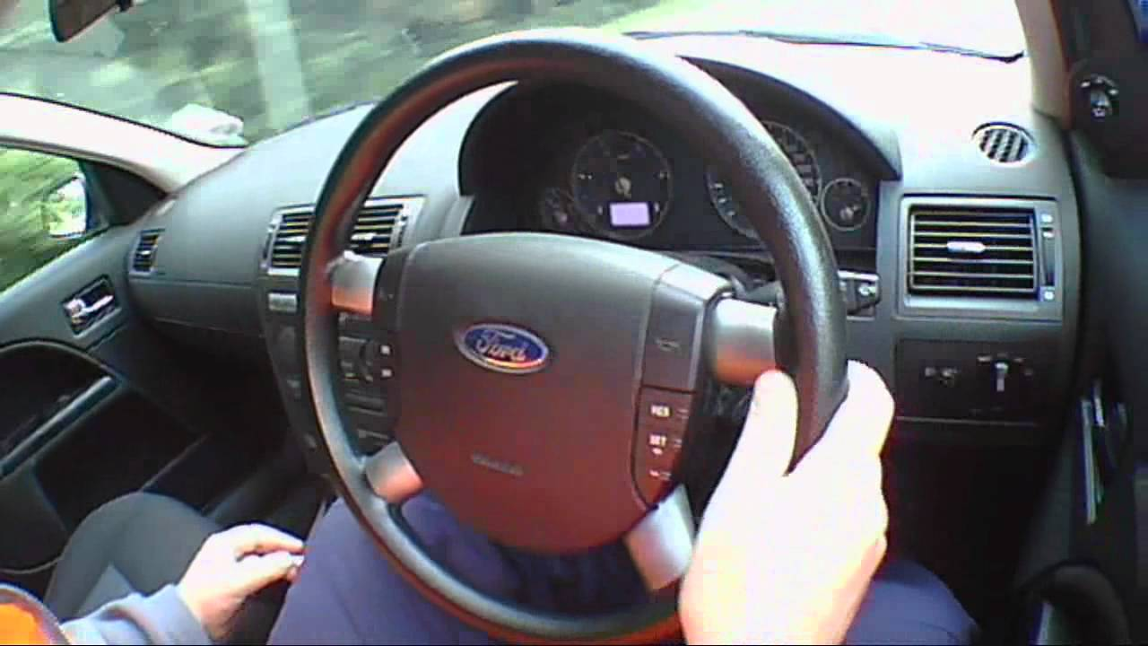 2006 Ford Mondeo #19