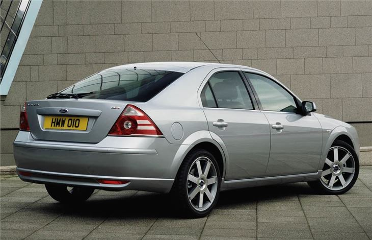 2006 Ford Mondeo #14