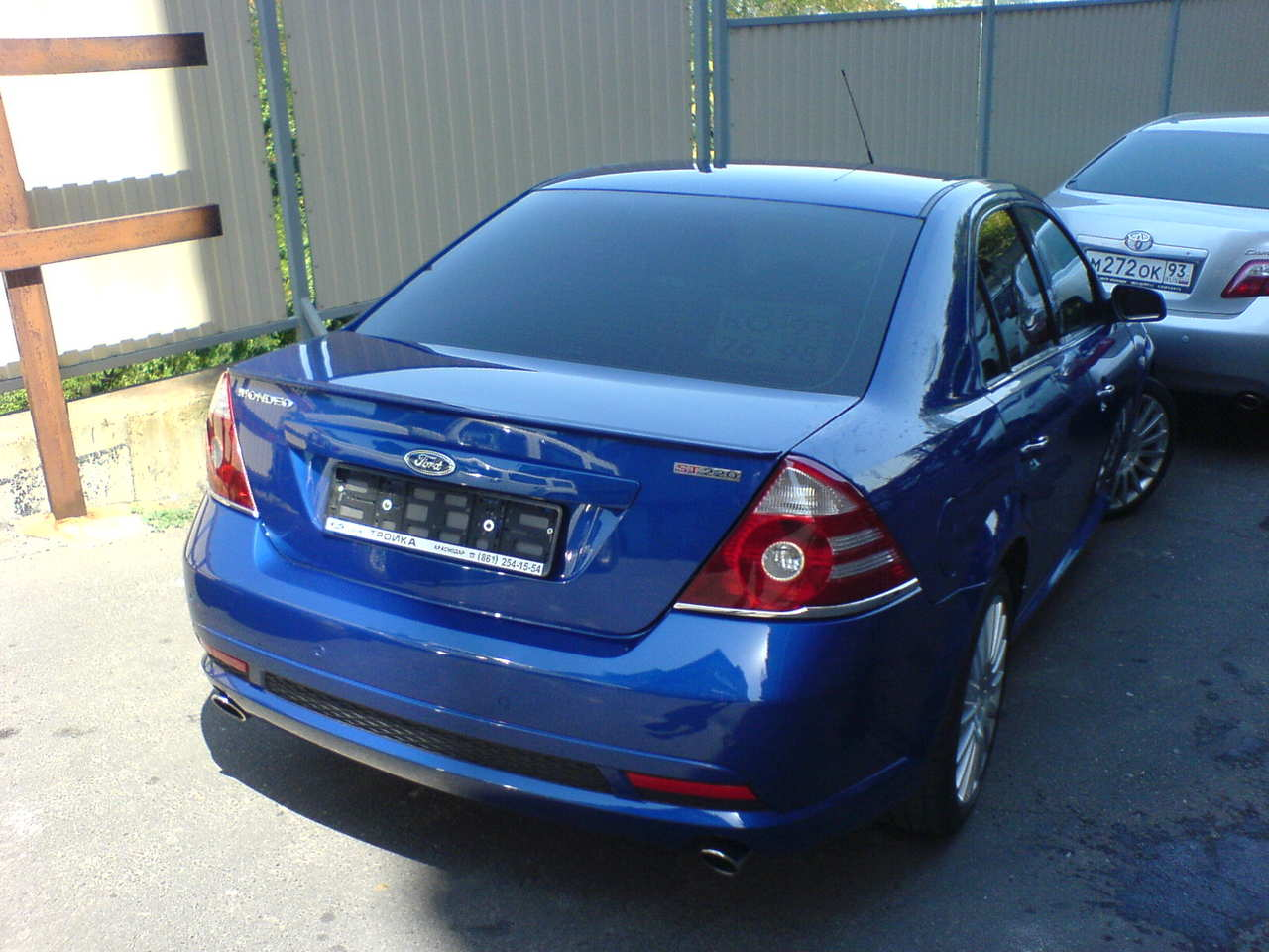 2006 Ford Mondeo #16