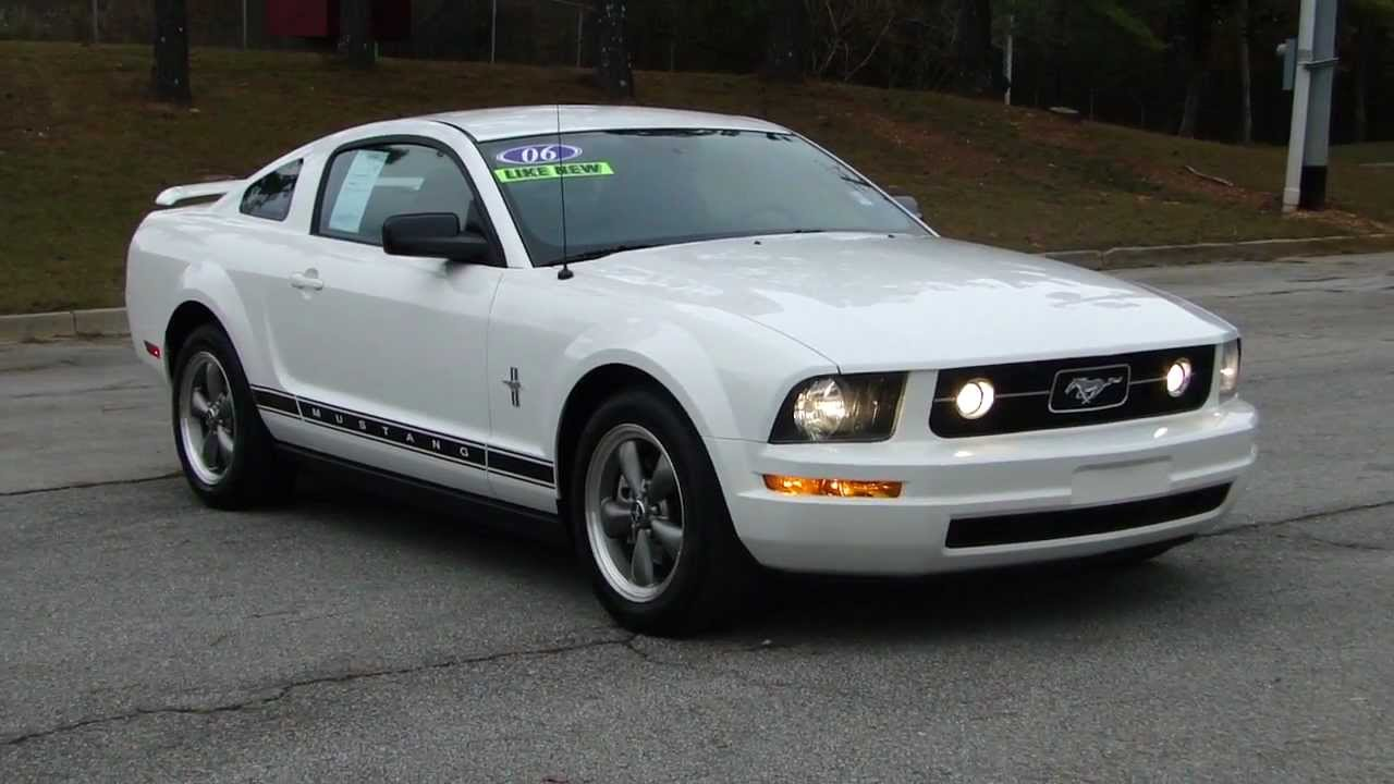 2006 ford mustang 19