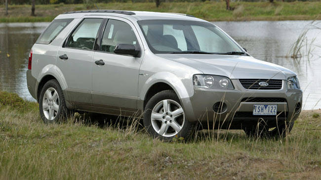 2006 Ford Territory #15