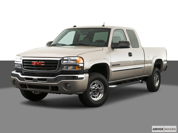 2006 GMC Sierra 2500hd #21