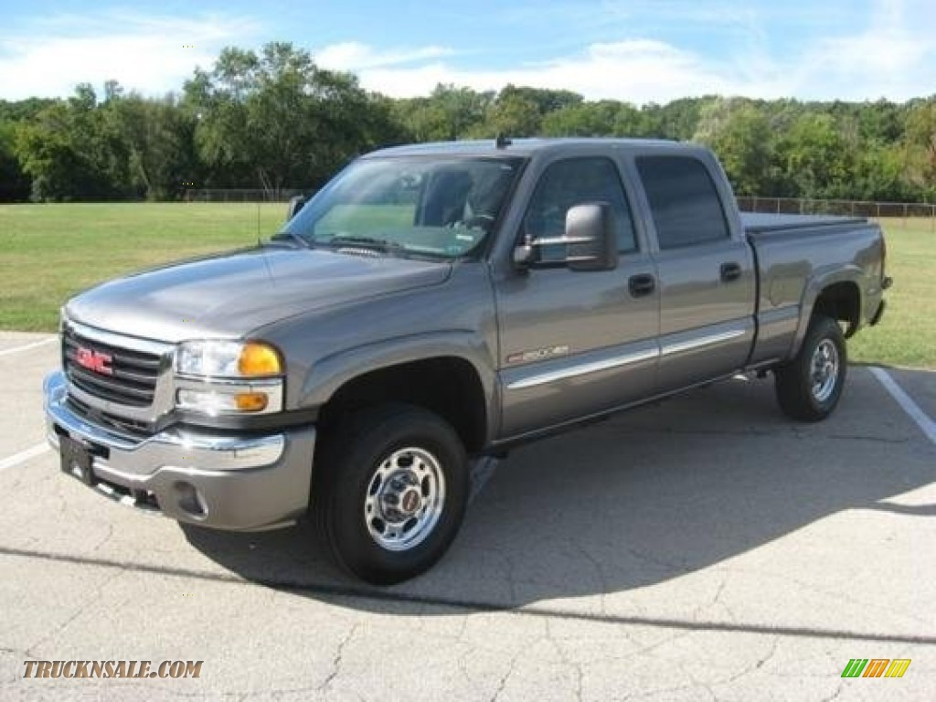 2006 GMC Sierra 2500hd #22